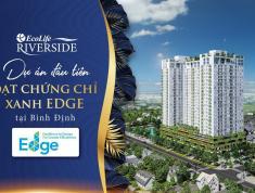 Sắp bàn giao căn hộ Ecolife Riverside Quy Nhơn, giá 974 triệu/căn