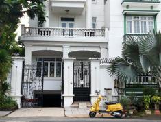 🍁Cho thuê Biệt thự Hiện đại Thảo Điền 480m2 Hầm 3 lầu sân thượng☘️MS:963930☘️