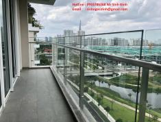 Bán căn góc 3PN, 155m2, view trực diện lâm viên sinh thái 16,8 Ha, hàng hiếm có sẵn