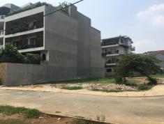 Bán đất 163m2 mặt tiền sông đường Số 11 sau căn hộ The Vista Phường An Phú, Quận 2. Giá Bán