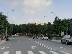 Bán nhà 3 lầu căn góc 2MT đường Khu dân cư sông giồng,văn minh, An Phú, Q2. Dt 358m. sổ hồng