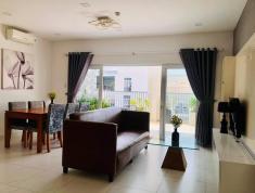Cho thuê Penthouse chung cư Bộ Công An, Đường Trần Não, Q2, dt 155m 3PN, 3WC, có Sân vườn, Đủ nội thất đẹp