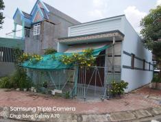 Nhà cấp 4 góc 2 mặt tiền đường rộng 17m,  đường số 1 dự án T&T xã Long Hậu