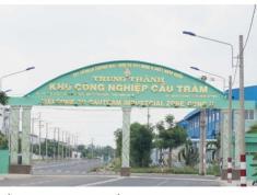 Đất thổ cư SHR tại trung tâm xã Long Khê, Cần Đước, Long An 8tr/m2