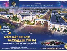Đất nền Long Thành, KĐT Century City Sân Bay Long Thành, Giá gốc chủ đầu tư F0, Chỉ 1,6 tỷ 100 m2,