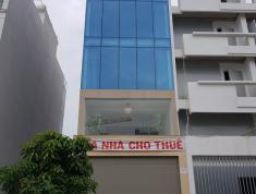 ⭐️Cho Thuê Tòa Nhà VP 600m2 Hầm 5 sàn trống suốt  Vũ Tông Phan An Phú Quận 2 MS:132