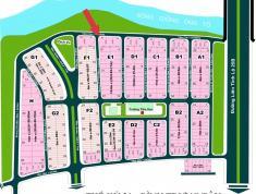 Bán đất thế kỷ 21 đường lê hữu kiều mặt tiền sông lô góc E1.3 (411m2) 224 triệu/ m2