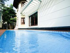 ⚡️Cho thuê Villa Hồ bơi sân vườn Nguyễn văn hưởng  Thảo Điền Quận 2- 250m2 đầy đủ nội thất⚡️MS:72.28.50