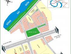 Bán đất khu nhà ở bình an 8,6 ha đường trần não gần hầm thủ thiêm nền K4 (140m2) 180 triệu/ m2