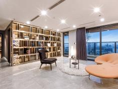 Biệt thự góc 2MT kinh doanh đường Nguyễn Văn Hưởng, Thảo Điền Q2. DT 17x20m, giá 75 tỷ TL