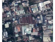 Bán đất Lê Đình Quản, Cát Lái, Quận 2. DT 96m2 - 6x16m