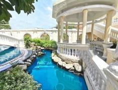 CHO THUÊ  Villa 30x20m Căn góc 2MT hồ bơi,sân vườn,trệt 2 lầu 6 PN An Phú QUẬN 2