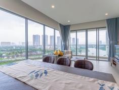 Bán căn hộ 3 phòng ngủ, view sông, dt 119m2, tháp Bahamas