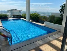 Bán căn hộ Penthouse, view sông, dt 566m2, tháp Bahamas