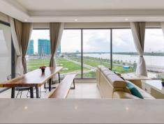Bán căn hộ 3 phòng ngủ, view sông, dt 119m2, tháp Bora Bora