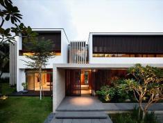 Villa Châu Âu hiện đại khu sang trọng Thảo Điền quận 2, giá: 105 tỷ