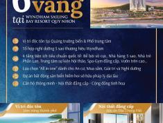 The Sailing Quy Nhơn bất động sản nghĩ dưỡng khan hiếm