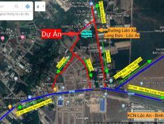 Bán đất gần tái định cư sân bay Quốc Tế Long Thành