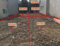 Bán đất nền sổ riêng tại Kp1, Tân Biên, Biên Hòa