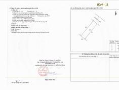 Đất nền xã Lộc An, Long Thành 100m2, sổ hồng riêng Diện tích: 100m2 (5x20m)
